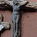 Crucifix  by Jen  Brooks Art
