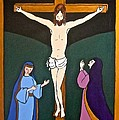 Crucifixion by Stephanie Moore