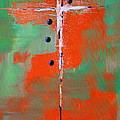 Cruciform 2 by Nancy Merkle