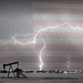 Crude Oil And Natural Gas Striking Across America Bwsc Hdr by James BO Insogna