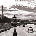 Cruise On The Seine by Olivier Le Queinec