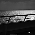 Cruisin In Black And White by Beth Sanders