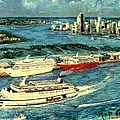 Cruising Miami by George I Perez