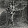 Crusoe Goes Hunting For Food,  Dressed by Mary Evans Picture Library