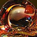 Crystal Ball Project 16 by Sarah Loft