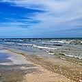 Crystal Beach by Kristina Deane