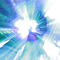 Crystal Blue Persuasion by Dazzle Zazz