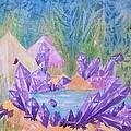 Crystal Lake by Ellen Levinson