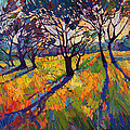 Crystal Light II by Erin Hanson