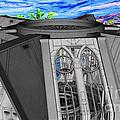 Csi Alien Space Craft by Stanley Morganstein