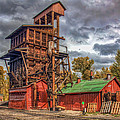 Coal Tipple by Tom Weisbrook