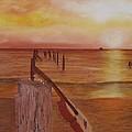 Cuatro Sunset by Tony Rodriguez