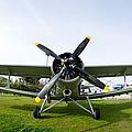 Polikarpov Po-2 by Pablo Lopez