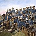Cuba - Tenth Cavalry 1898 by Granger