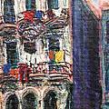 Cuba Edificios by Quin Sweetman