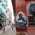 Cuban Street Art 3 by Marc Levine