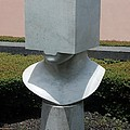 Cube Head by Rob Hans
