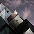 Cubic Reflection. by Harry Verschelden