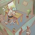 Cubicleism by Lee Steiner
