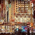 Grand Central And 42nd St by Miriam Danar