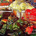 Cucumber 79 Cents by Miriam Danar