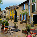 Cucuron In Provence by Dany Lison