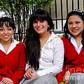 Cuenca Kids 277 by Al Bourassa