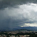 Cuenca Storm Panorama by Al Bourassa