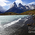 Cuernos Del Paine Patagonia 3 by Bob Christopher