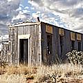 Cuervo New Mexico  by Lee Craig