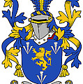 Culligan Coat Of Arms Irish by Heraldry