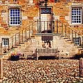 Culross Sketches 1  Scotland by Jenny Rainbow