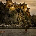 Culzean Castle Scotland by Alex Saunders
