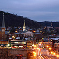 Cumberland At Night by Jeannette Hunt