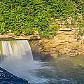 Cumberland Falls  by Anthony Heflin