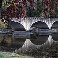 Cumberland Falls Bridge by Eileen Findak