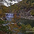 Cumberland Falls E by Ken Frischkorn