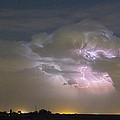 Cumulonimbus Cloud Explosion by James BO  Insogna