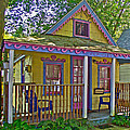 Cup Cake In Asbury Grove In South Hamilton-massachusetts  by Ruth Hager