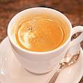 Espresso In White by Iris Richardson