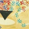 Cup Of Coffee by Karen Francis