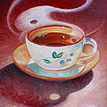 Cup Of Tea by T S Carson