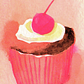 Cupcake Illustration by Kana hata