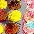 Cupcake Suite by Beth Saffer