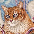 Cupid Kitty by Linda Mears