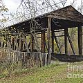 Cuppet's Covered Bridge by Lori Amway