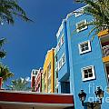 Curacaos Colorful Architecture by Amy Cicconi