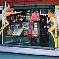 Curious Shoppers by Frank Bolock