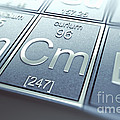 Curium Chemical Element by Science Picture Co
