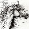 Curls And Swirls by Angel Ciesniarska